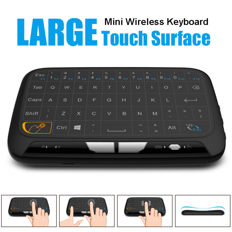 Tastiera Wireless smart tv