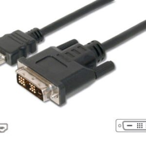 CAVO DVI AD HDMI