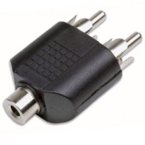Adattatore Sdoppiatore Splitter Audio