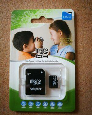 Memory card micro sd