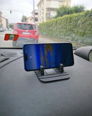 Tappetino supporto smartphone