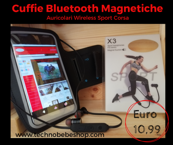 Cuffie Bluetooth