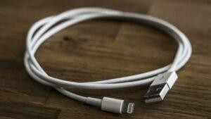CAVO USB lightning